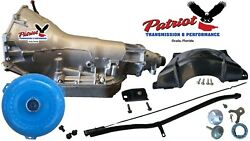 Turbo 400 Th400 Transmission Conversion Kit Stage 3 High Stall Converter