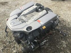 2003-2006 Mercedes-benz Super-charged E55 S55 Cl55 Amg Motor Engine W211 W220
