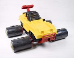 Vintage Collectible Big Amphibian Jeep Vehicle Battery Toy Abstract 3 Speeds