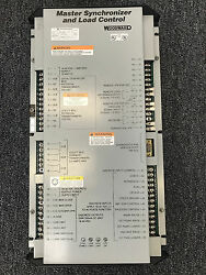 Woodward Master Synchronizer And Load Control 9907-005
