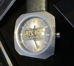 Attack Of The Clones Watch By Fossil Star Wars Count Dookoo Anakin Skywalker