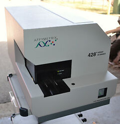 Affymetrix 428 Array Scanner Analyzer With Built-in Confocal Laser Technology