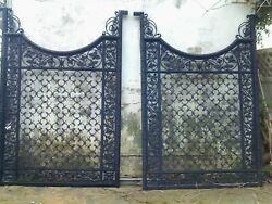 French Gates- Very Old Circa 1850s-1860s