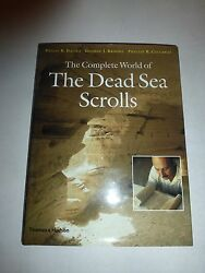 The Complete World Of The Dead Sea Scrolls The Complete Series,philip R.davie251