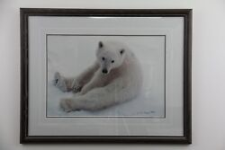 Thomas Mangelsen Signed Sold Out Limited Edition Print Snowflake