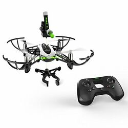 Parrot drone Mambo Mission With Grabber Canon FLYPAD controller