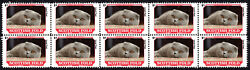 SCOTTISH FOLD FELINE FRIENDS CAT BREEDS STRIP OF 10 MINT STAMPS #2