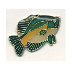 Wholesale Lot Of 12 Tropical Fish Green Lapel Hat Pins Tie Tac Fast Usa Ship