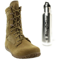 Belleville Tr105 Menand039s Minimalist Training Boot Coyote And Klean Kanteen Bundle