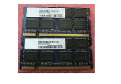 4gb Lot 2x 2gb Ddr2 Pc2-5300 200-pins So-dimm Memory For Laptops
