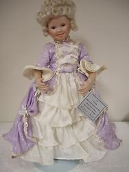 Shirley Temple By Danbury Mint, 1993, 18 Inch Porcelain Doll