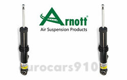 Audi A6 Arnott Left And Right Rear Shock Absorbers Set Of 2 Sk-2805 Sk-2805