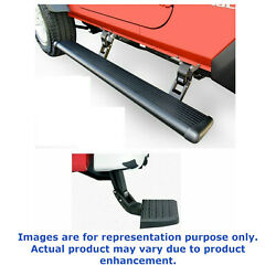 Amp For 07-18 Jeep Wrangler Jk Powerstep Running Boards 75121-01a + 75311-01a