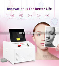 1000mj Light Therapy Q-switch Nd Tattoo Removal Eyebrow Birthmark Removal Device