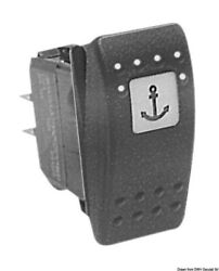 Switch To Operate Light On-of-on2 24 V For Gangplanks Windlasses Trim Tabs