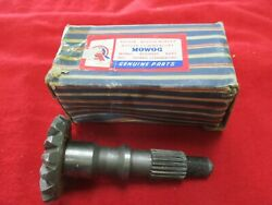 Austin Mini Differential Output Flange 22a95 22a373 Rubber Coupling Style Nos