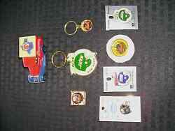 Collection Of New York Sports Memorabilia.official Licence Products