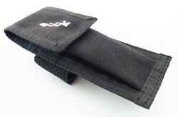 Buck Knife Model 184 Large Pouch Unused Good Condition .