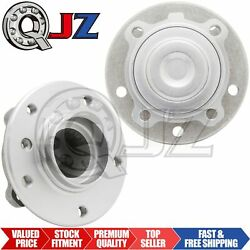 [frontqty.2] For 2011 Bmw 1-series M 3.0l Coupe Rwd-model Wheel Hub Assembly
