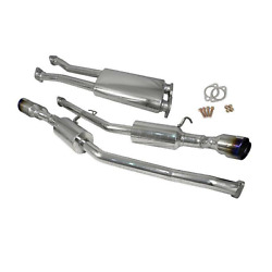 Injen Fits For 2010-2015 Genesis Coupe 3.8l Dual 60mm Exhaust System Ses1390tt