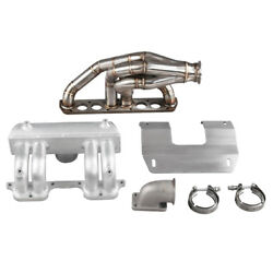Cxracing Intake Manifold For Land Rover Defender 90 110 2.5l Turbo