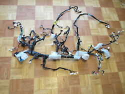 2014 Toyota Prius Instrument Panel Dashboard Wire Harness 9t 82145-47t92 0 Oem