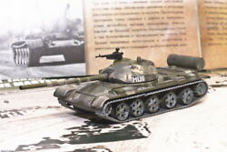 1/72 T-62 Soviet tank diecast model & Eaglemoss magazine 7 Russian tanks