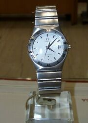 Omega Constellation 1512.30.00 St.steel New Never Sold