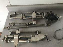 Latham Racing Front mount Steering Rams for twin  triple  quad !!