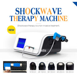 Hot Sale Portable Pain Relief Extracorporeal Pneumatic Shockwave Therapy Machine