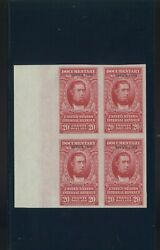 Scott R305ab Revenue Series Of 1940 Imperf Block Of 4 Stamps Stock R305a-1