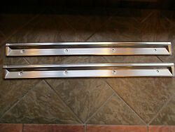 1969 1970 1971 Plymouth Sport Fury 2dr And Convertible Sill Plates