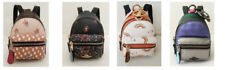 COACH Mini Backpack Coin Case Key Rings NWTs 4COLORS TO CHOOSE FROM