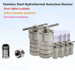 Stainless Steel Hydrothermal Autoclave Reactor Digestion Tank Synthesis Reactor