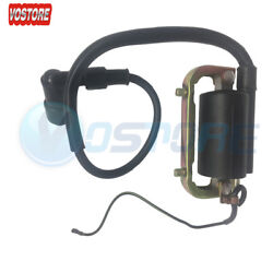 Ignition Coil For Honda C105t Ca200 Ct200 Ct90 6 Volt Dual Lead Single Output