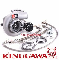 Kinugawa Billet Turbo For 3 Td05h-20g Nissan Tb42 Tb45 W/ 6cm T3 Fast Spool