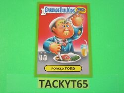 Garbage Pail Kids 2015 30th Single Parallel Green Stickers New You Choose