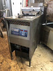 BROASTER 1800 PRESSURE FRYER GAS WORKS GREAT  FRIED CHICKEN DETROIT