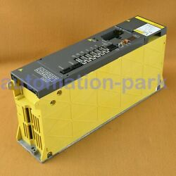 Used 1 Pc Fanuc Servo Amplifier A06b-6096-h301 Tested In Good Condition