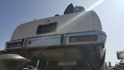 Chevrolet El Camino Tailgate 1978-1987 Chevy White Flaws