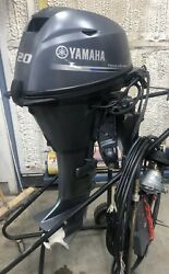 2010 Mercury 15hp 4 Stroke 20