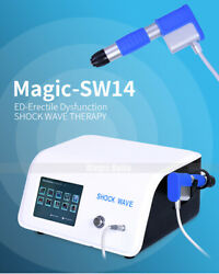 High Grade Portable Pain Relief Pneumatic Shockwave Therapy Machine For Clinic