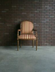 Chair French Accent Chair Bergere Chair Nicole Chair By Ethan Allen
