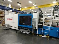 (2005) 600 Ton Netstal Synergy S6000-3700E High Speed injection molding machine