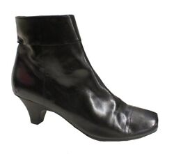 Ruby And Bloom Womenand039s Drake Black Ankle Boot Us 9 Nob Nwd