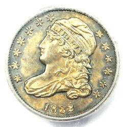 1832 Capped Bust Dime 10c Coin - Certified Icg Ms63 Bu Unc - 1660 Value