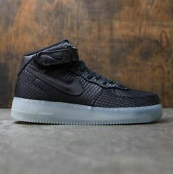 New NIKE Air Force 1 Mid 07 LV8 Shoes Sneaker 804609-401 Blue Size 9 MSRP $115