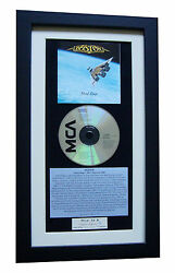 Boston Third Stage Classic Cd Album Gallery Quality Framed+express Global Ship