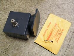 Hub City Gear Reducer 0220-76836 Right Angle Worm Reducer Drive 56c 101 184