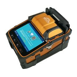 Ai-9 Automatic Optical Fiber Fusion Splicer 5'' Tft Display Power Meter 3 In 1